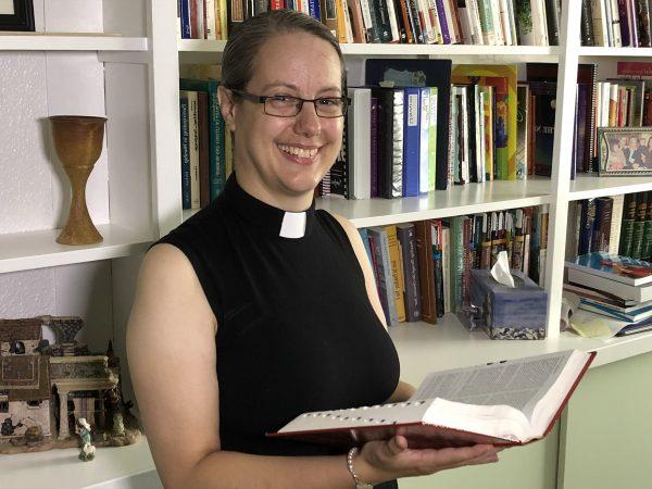 Rev. Cordelia Karpenko - Minister