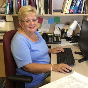 Catharine Ottaway - Office Administrator