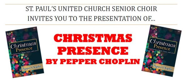 SPUC invites you to a musical presentation of Christmas Prescence