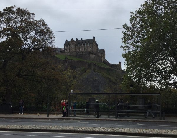 Prince Stree Edinburgh