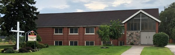 SPUC slanted roof